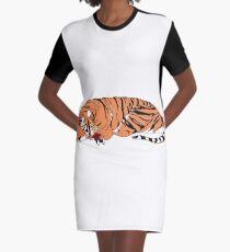 Hobbes and Calvin Graphic T-Shirt Dress