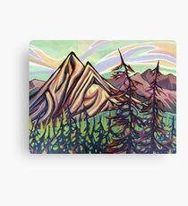 Mount Loki Canvas Print