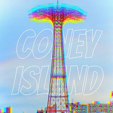 Coney Island by wnalugo