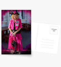 Madame Cerise Postcards