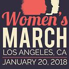 Women's March Los Angeles January 20 2018 by oddduckshirts