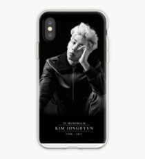 Jonghyun - In Memoriam iPhone Case