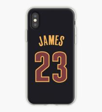 LeBron James Jersey iPhone Case