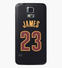 LeBron James Jersey Case/Skin for Samsung Galaxy