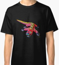 LUNGING DRAGON Classic T-Shirt