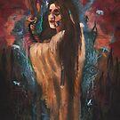 The Dream Scryer by Daniel Watts