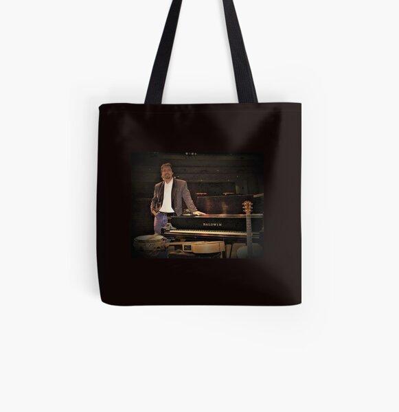 """Tony DuPuis Concert 2 Modern Pixel vibe""  All Over Print Tote Bag"