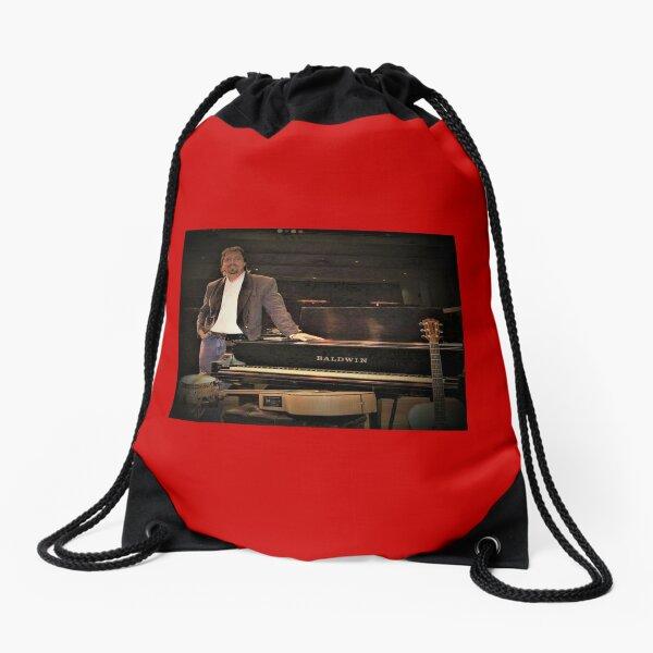 """Tony DuPuis Concert 2 Modern Pixel vibe""  Drawstring Bag"