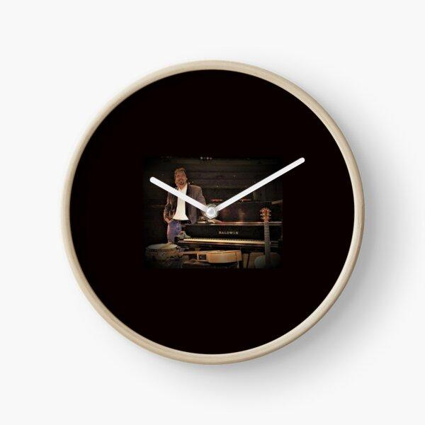 """Tony DuPuis Concert 2 Modern Pixel vibe""  Clock"