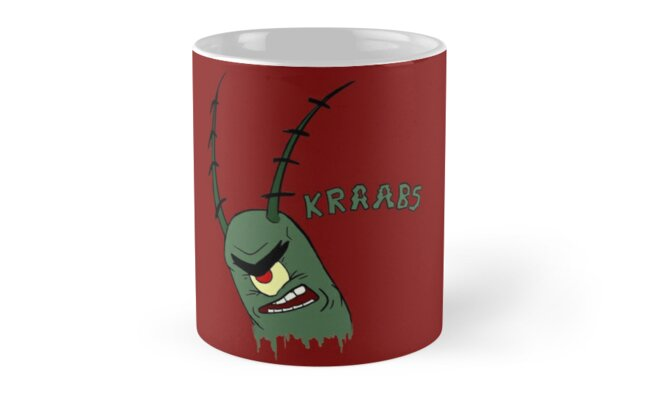 """Plankton - """"Kraabs"""" by DrSteen"""