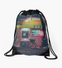 Tokyo's Ramen Drawstring Bag