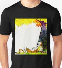 kid tiger nap Unisex T-Shirt