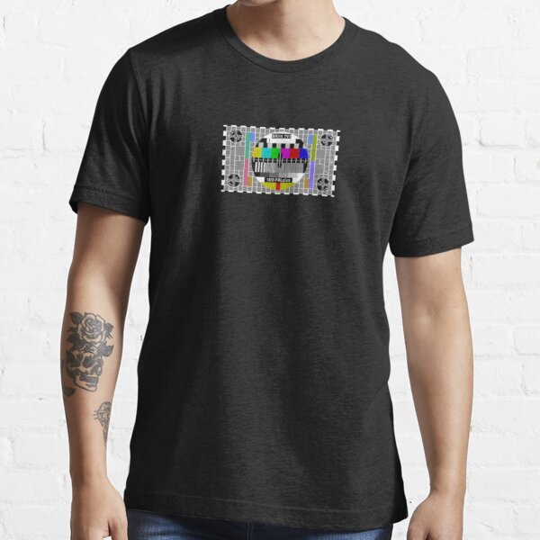 TV Test Pattern  - Philips PM5644 Essential T-Shirt