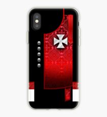 Crossmen 2014 Uniform iPhone Case