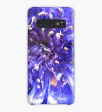 Close-up Cornflower Case/Skin for Samsung Galaxy