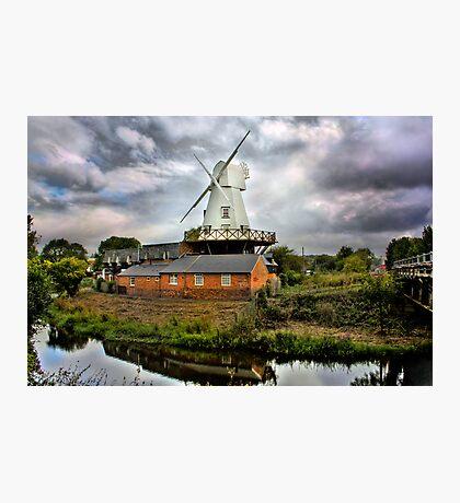 Gibbet Mill, Rye Photographic Print