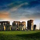 Stonehenge by Amanda White