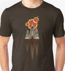 ALMSIVI Temple Unisex T-Shirt
