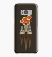 ALMSIVI Temple Samsung Galaxy Case/Skin