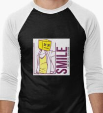 SMILING HYDE : SMILE 9th ALBUM Men's Baseball ¾ T-Shirt