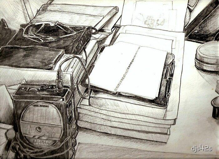 A Slice of Desk by djs42s