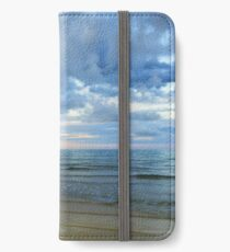 Port Douglas sunset iPhone Wallet/Case/Skin