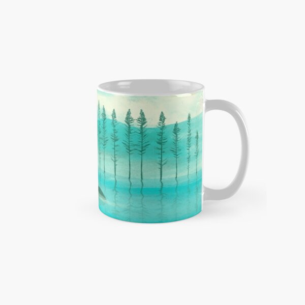 Loch Ness Monster Classic Mug