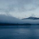 Long White Cloud by Christina Backus