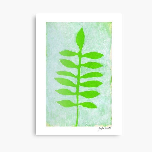 Botanica 1 Canvas Print