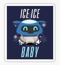 Mei - Ice Ice Baby Sticker