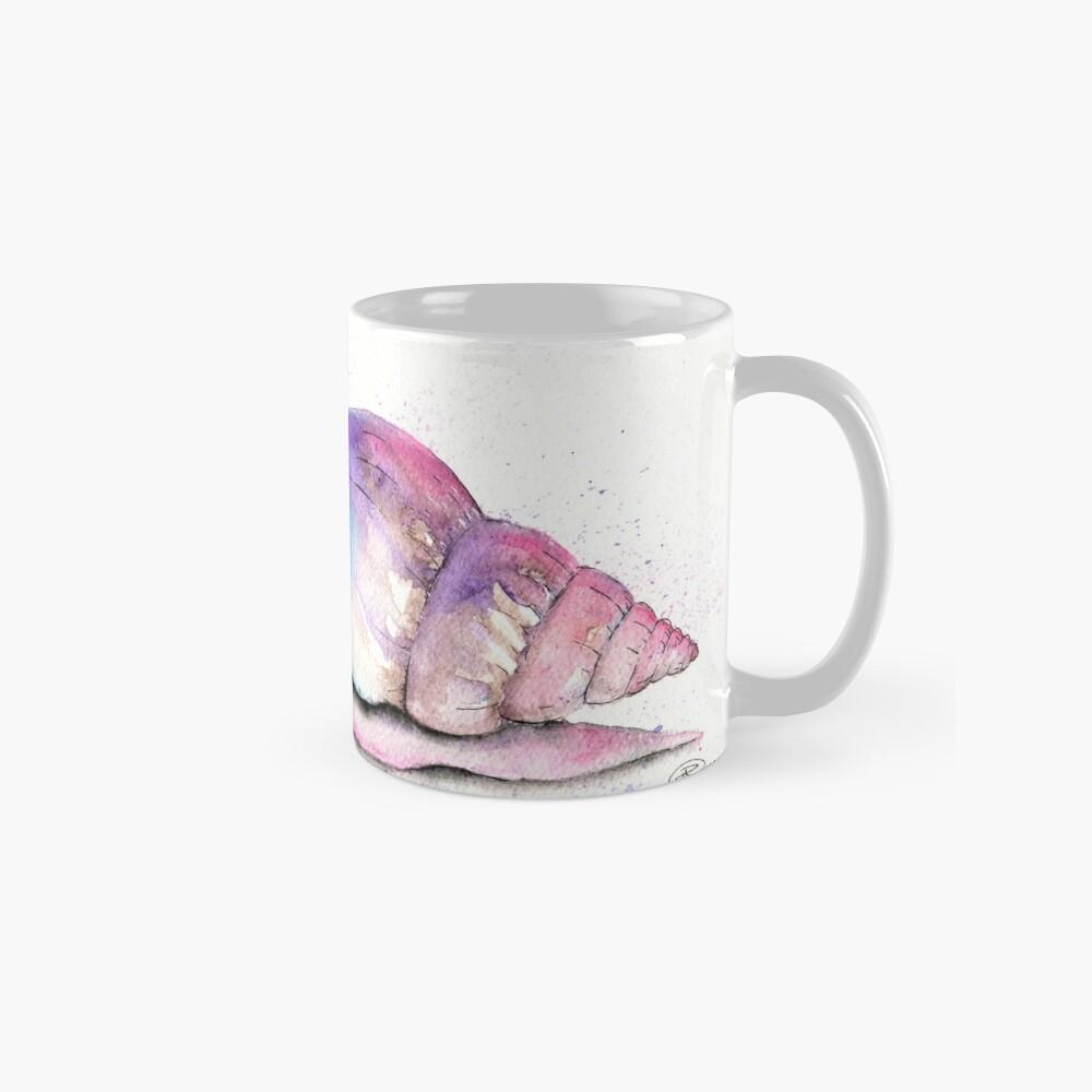 Riesiges afrikanisches Land-Schnecke-Aquarell Tasse