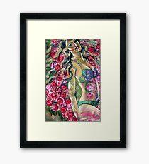 A Flourishing Soul Framed Print