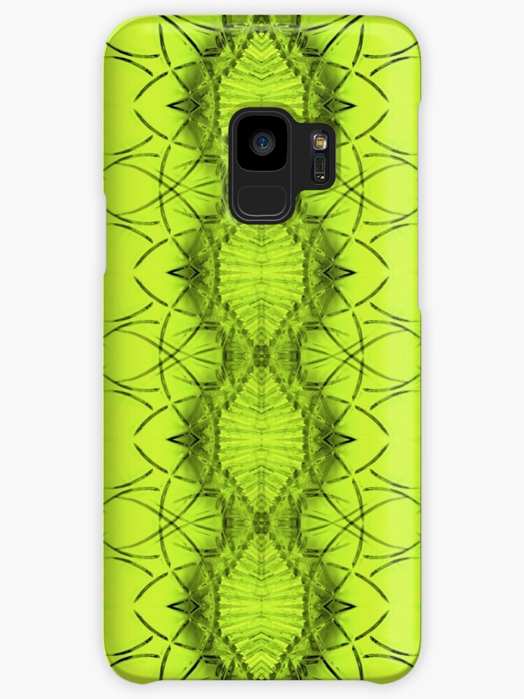 Crystal Lime Stripe by Bloomin' Arty Fashion