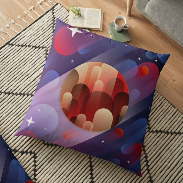 Mars Floor Pillow