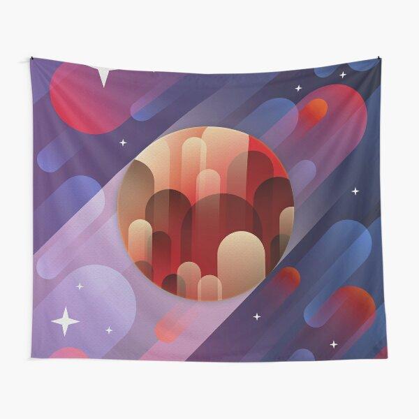 Mars Tapestry