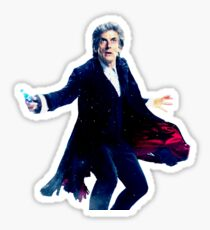 Doctor Who The 12th Doctor Sticker