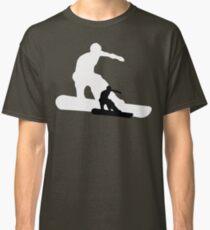 snowboard : shadowstance Classic T-Shirt