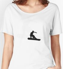 snowboard : shadowstance Women's Relaxed Fit T-Shirt