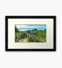 Old Bar Beach NSW 0001 Framed Print
