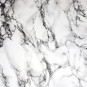 Black and white Marble by elephantbay