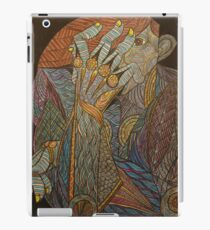 figure iPad Case/Skin
