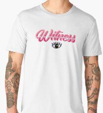 KATY PERRY - WITNESS TYPOGRAPHY Men's Premium T-Shirt
