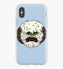 Angry Wampa iPhone Case