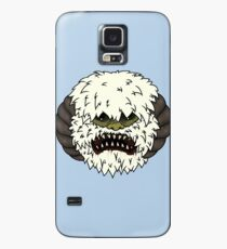 Angry Wampa Case/Skin for Samsung Galaxy