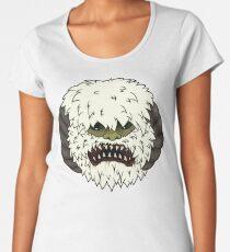 Angry Wampa Women's Premium T-Shirt