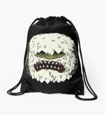Angry Wampa Drawstring Bag