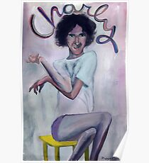 Charly Rock Star Poster