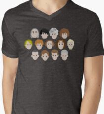 Guess Who! Men's V-Neck T-Shirt