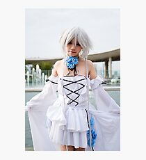 Intention of the Abyss Cosplay Photographic Print