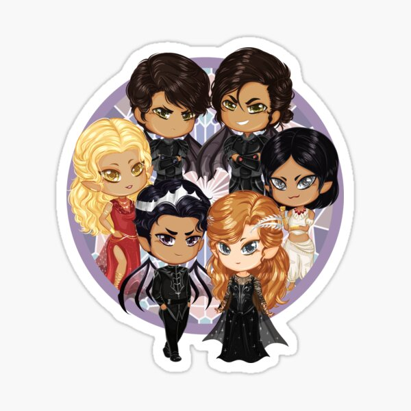 The Inner Circle Sticker